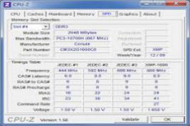 VAIO Argentina| CPU Z 64-Bit